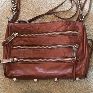 cross body Brown Rebecca Minkoff bag